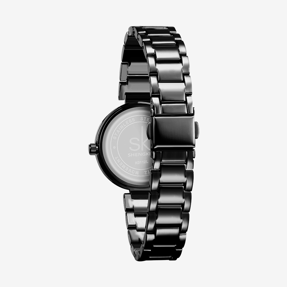 Shengke SK Female Fashion Quartz Watch Diamond Dial Ladies Watch Classical Women Wristwatch Japan Movement Watch Drop Shipping enlarge