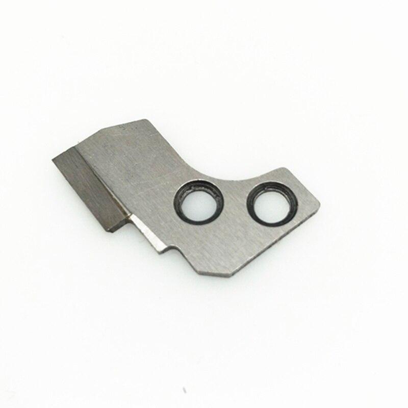 Máquina de coser Serger cuchillo Inferior #788013009 para Elna Janome Nuevo Hogar Pfaff 5BB5405