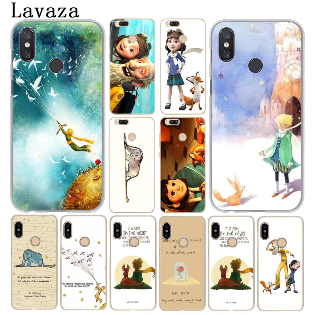 Чехол для телефона Lavaza The little prince and the fox для XiaomiMI 9 9T A3 Pro CC9 CC9E 8 SE A2 Lite A1 pocophone f1 6 6X 5S 5X MAX 3