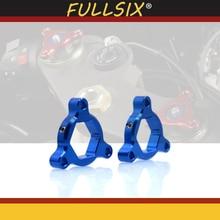 Pour Suzuki GSXR 750 GSXR750 2006 2007 2008 2009 2010 accessoires de moto 19 MM ajusteurs de précharge de fourche à suspension