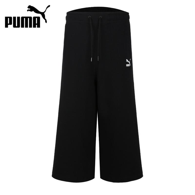 Novedad Original, PUMA Classics 3/4, Culotte, pantalones cortos para mujer, ropa deportiva