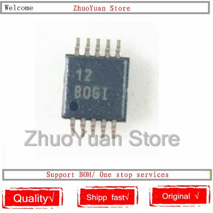 1 pièces/lot ADS1115 puce ADS1115IDGSR ads1115idtr MSOP-10 BOGI nouvelle puce IC dorigine