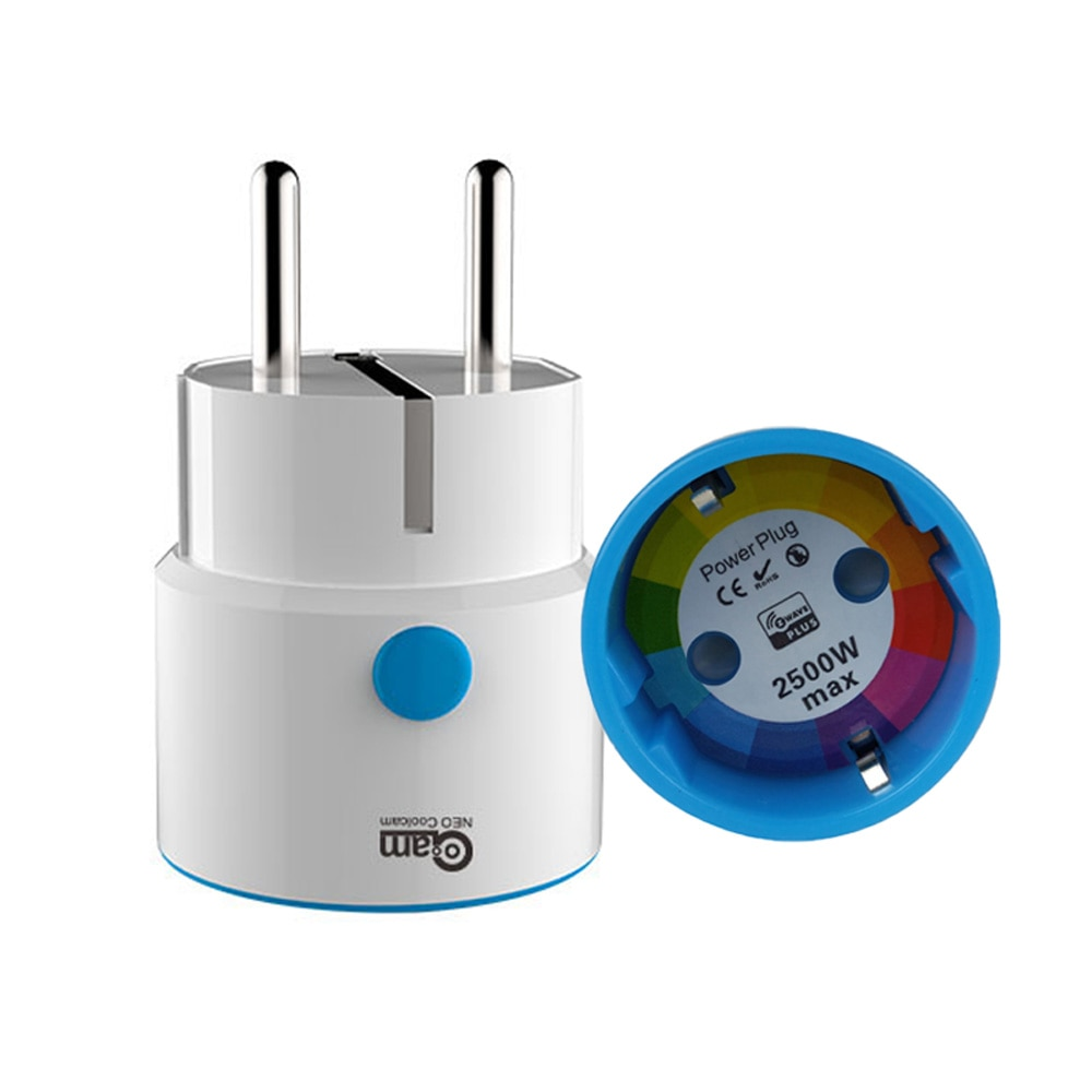 ONDA Z de la UE inteligente enchufe para ZWAVE sistema de alarma domótica para hogar NAS-WR01ZE Compatible con Z-Wave 300 Serie 500