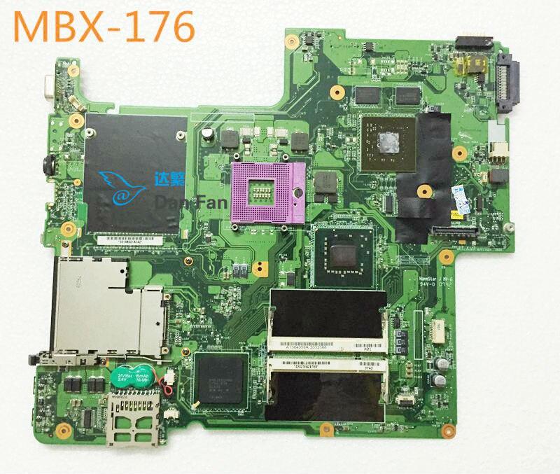 A1364059A Para SONY M611 MBX-176 1P-0076501-8010 AR18CAR28 Laptop Motherboard Mainboard 100% totalmente testado trabalho