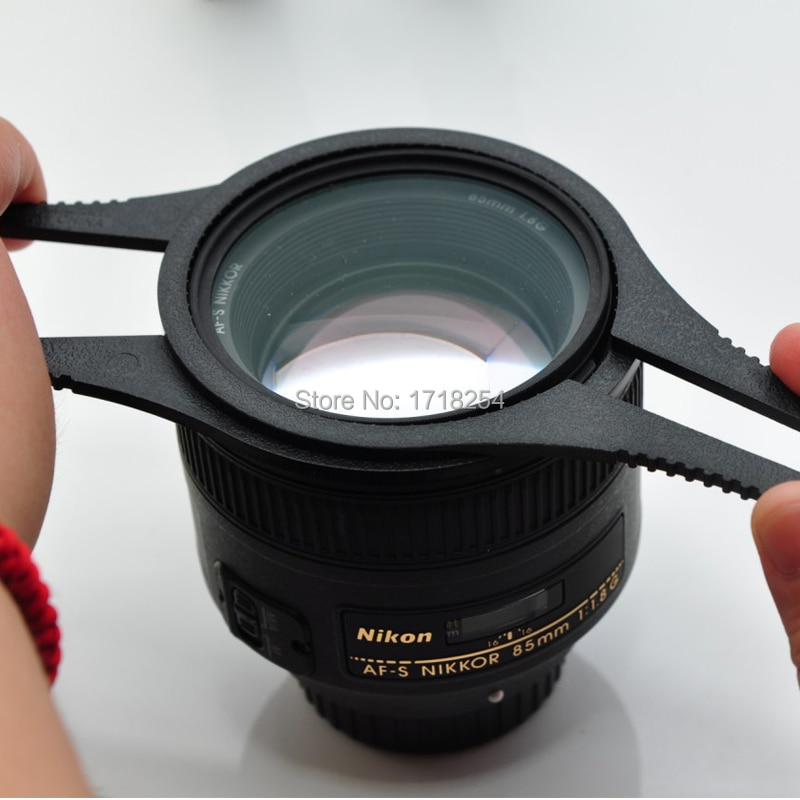 Filtro de lente UV CPL ND filtro para câmera DSLR 37 mm a 40.5 mm 40 mm 43 mm 46 mm