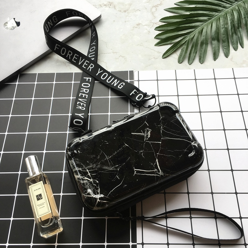 2021 New Women Bag Luxury Handbags Designer Bags for Women Marbling Totes Ladies Mini Shoulder Bag Women Famous Brand Clutch Bag