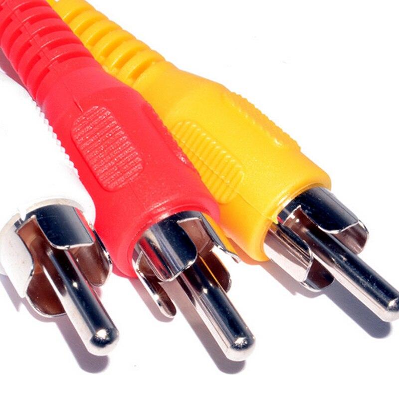 1,5 m 21 Pin Scart 3 x Phono Cable en conmutable Triple compuesto RCA plomo interruptor JR ofertas