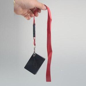 Image 4 - Цифровая камера 3 в 1 карманный размер белый черный серый баланс карты 18 процентов серая карта с шейным ремешком для цифровой фотографии