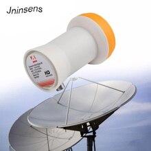 Super HD Beste Signal Digital KU LNB Satellite Empfänger Universal KU Für Band Single LNB Wasserdichte High Gain Satellite Dish LNB