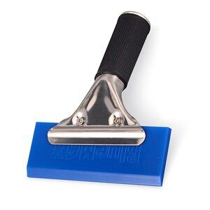 Image 1 - EHDIS BlueMax резиновая щетка для чистки дома, инструменты для очистки окон, инструменты для тонировки стекла, кухонный очиститель воды, скребок для льда