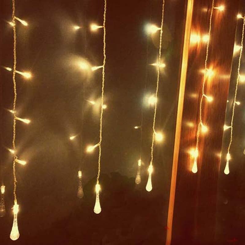 Guirnaldas De Luces LED De burbujas De agua, guirnaldas De Luces Para...