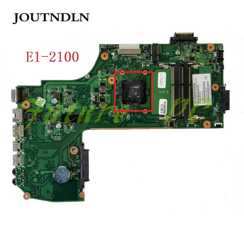 JOUTNDLN для Toshiba L70-B C75D, материнская плата для ноутбука C75D-B7215 CPU DDR3 V000358050 6050A2632101, протестированная работа