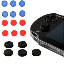 6 In 1 Silikon Stick Grip Cap Analog Joystick Schutzhülle Fall Für Sony PlayStation Psvita PS Vita PSV 1000/2000 dünne