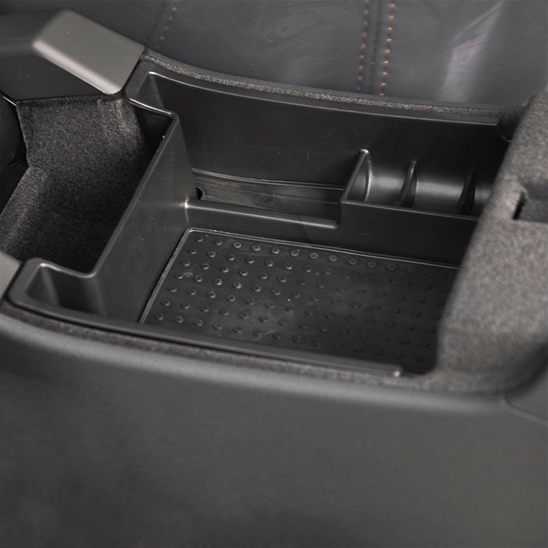 Apto para VOLVO XC60 s60 V60 2009-2017, caja de almacenamiento con reposabrazos ABS para coche, consola central de palet, accesorios de soporte para contenedores, estilo de coche
