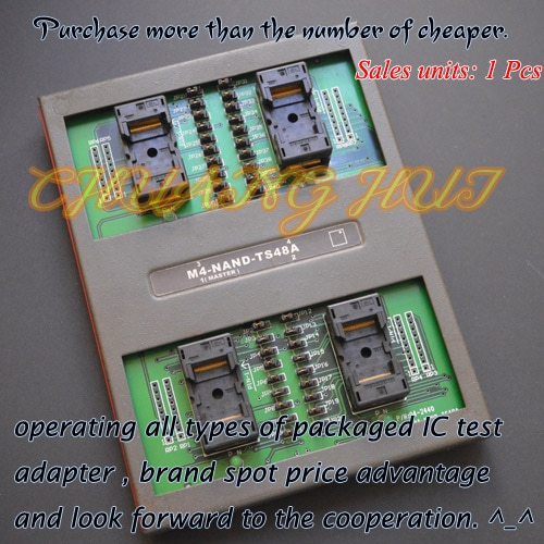M4-NAND-TS48A Programming Module for ALL-100 Programmer enlarge