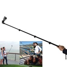 Yunteng 188 Selfie bâton monopode pour caméra téléphone Monopd gopro Hero3 +/3/2/1 noir