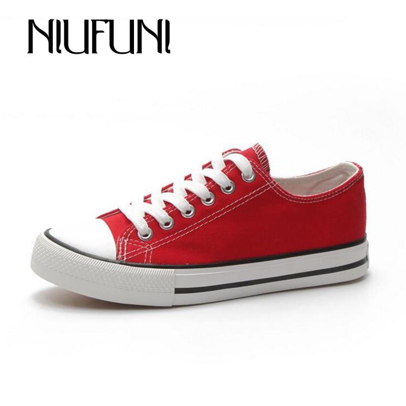 6 Candy colores mujeres Vulcanize zapatos de encaje hasta primavera otoño zapatillas con costura mujeres opaco Casual estudiantes viajes zapatos de lona