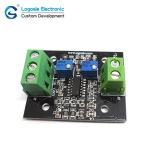 Sensor Module Current To Voltage Converter 4-20mA To 0-3.3V 0-5V 0-10V 0-15V Conversion With Base