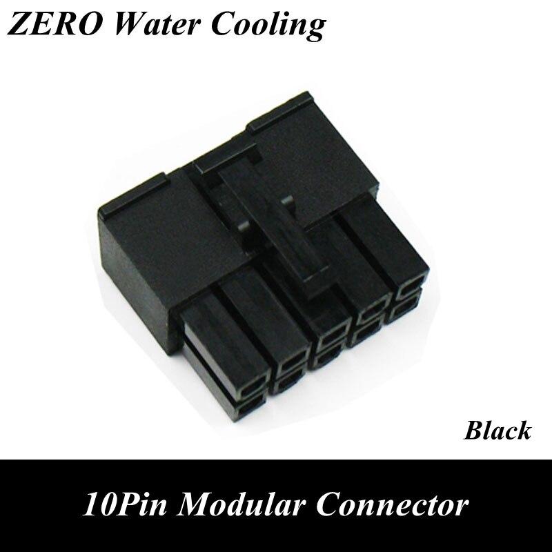 4,2mm 5557 NETZTEIL Modulare 10Pin Stecker für PC Modding