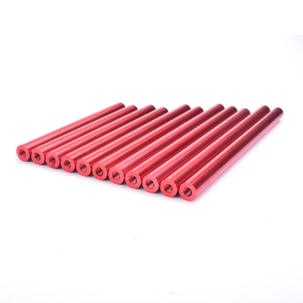 Алюминиевый стержень для галстука M3 55/60/65/70/80/90/100, длинный круглый алюминиевый стержень, держатель для дрона