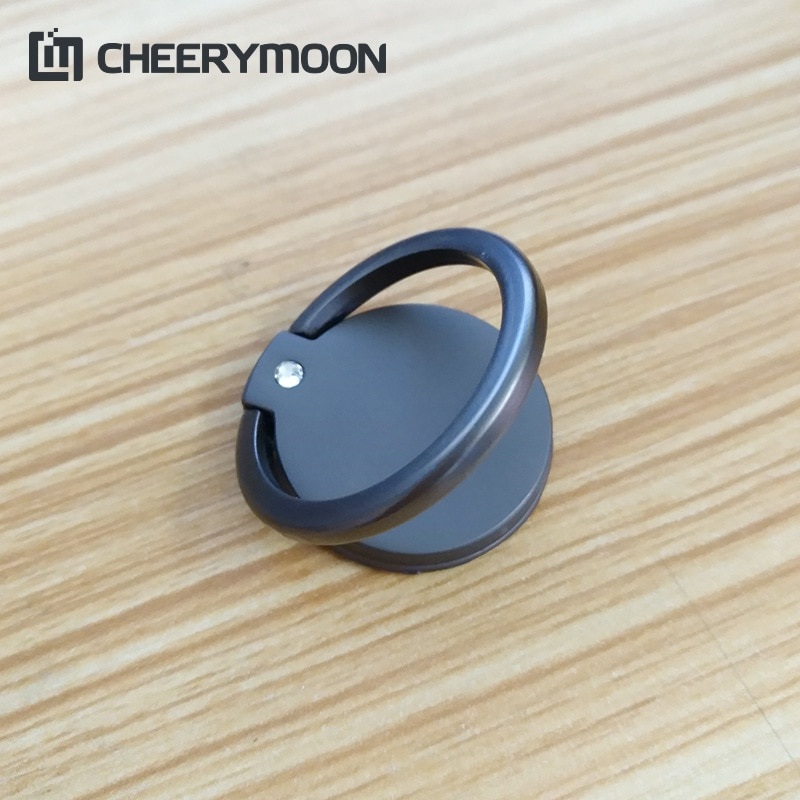 Diamante série o 4 cores titular universal anel do telefone móvel ire metal suporte aperto do dedo suporte para iphone xiaomi ae saver navio