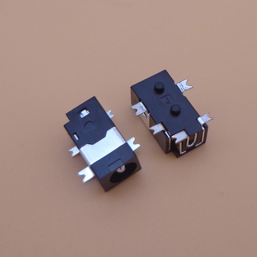 20pcs for Laptop Netbook Tablet Pad and MID MP3, MP4, PDA Widely Using 5pin SMT Power DC Jack Connec