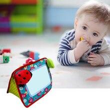 Bébé infantile bambin poussette jouet pendentif berceau suspendu ornement cognitif sécurité jouet magique miroir