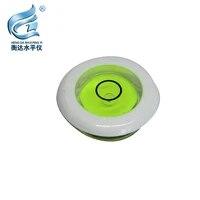 electronic scale round horizontal bubble acrylic level bubble level
