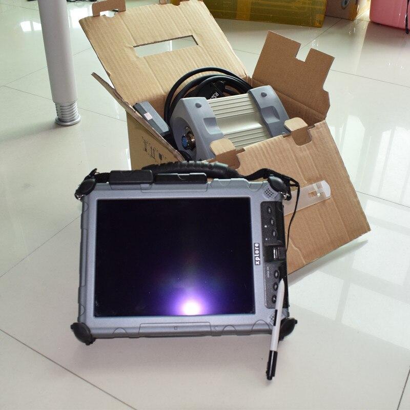 Star diagnosis c3 mb star c3 con laptop ssd xplore ix104 i7 4g software de pantalla táctil listo para usar 2 años de garantía