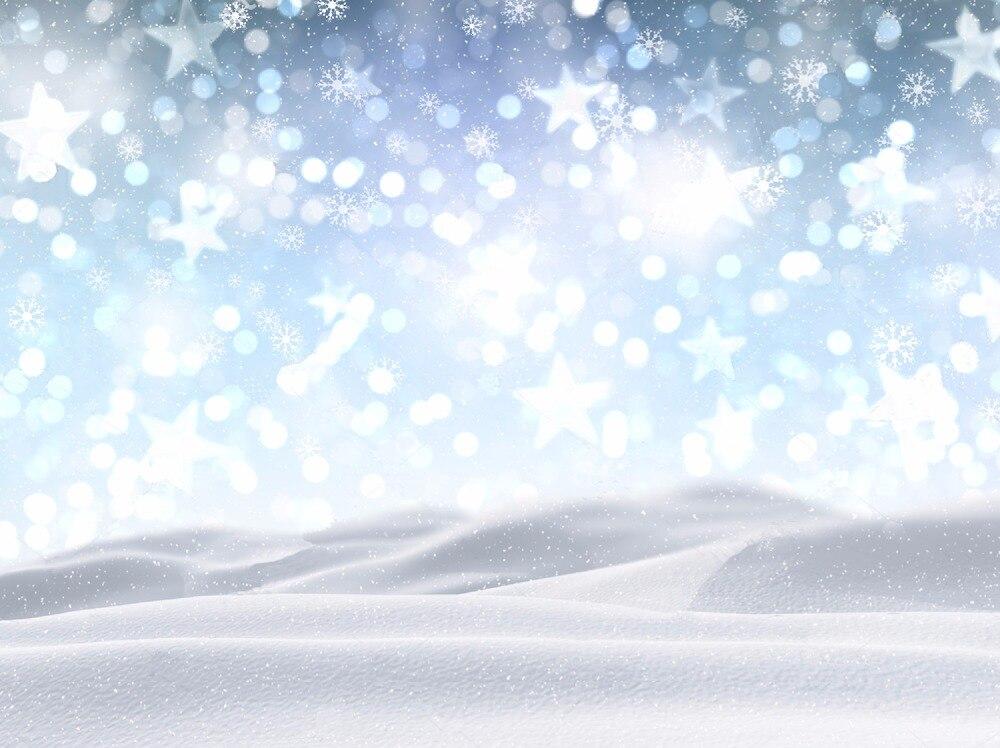 LIFE MAGIC BOX vinilo estrella telón de fondo Sparkle telón de fondo Navidad foto estudio nieve fondo