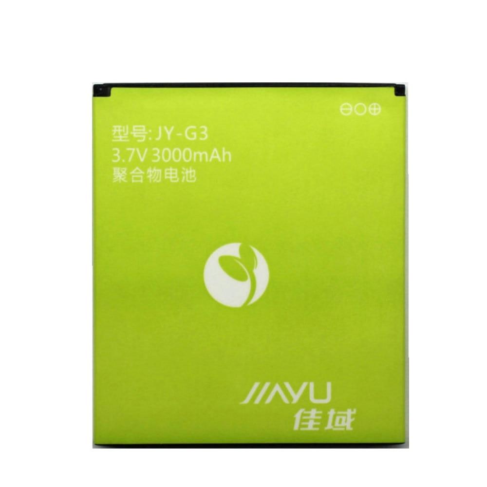 Nueva batería de 3000mAh JY-G3 JYG3 para Jiayu G3 G3S G3C G3T baterías de teléfonos móviles de alta calidad + código de seguimiento
