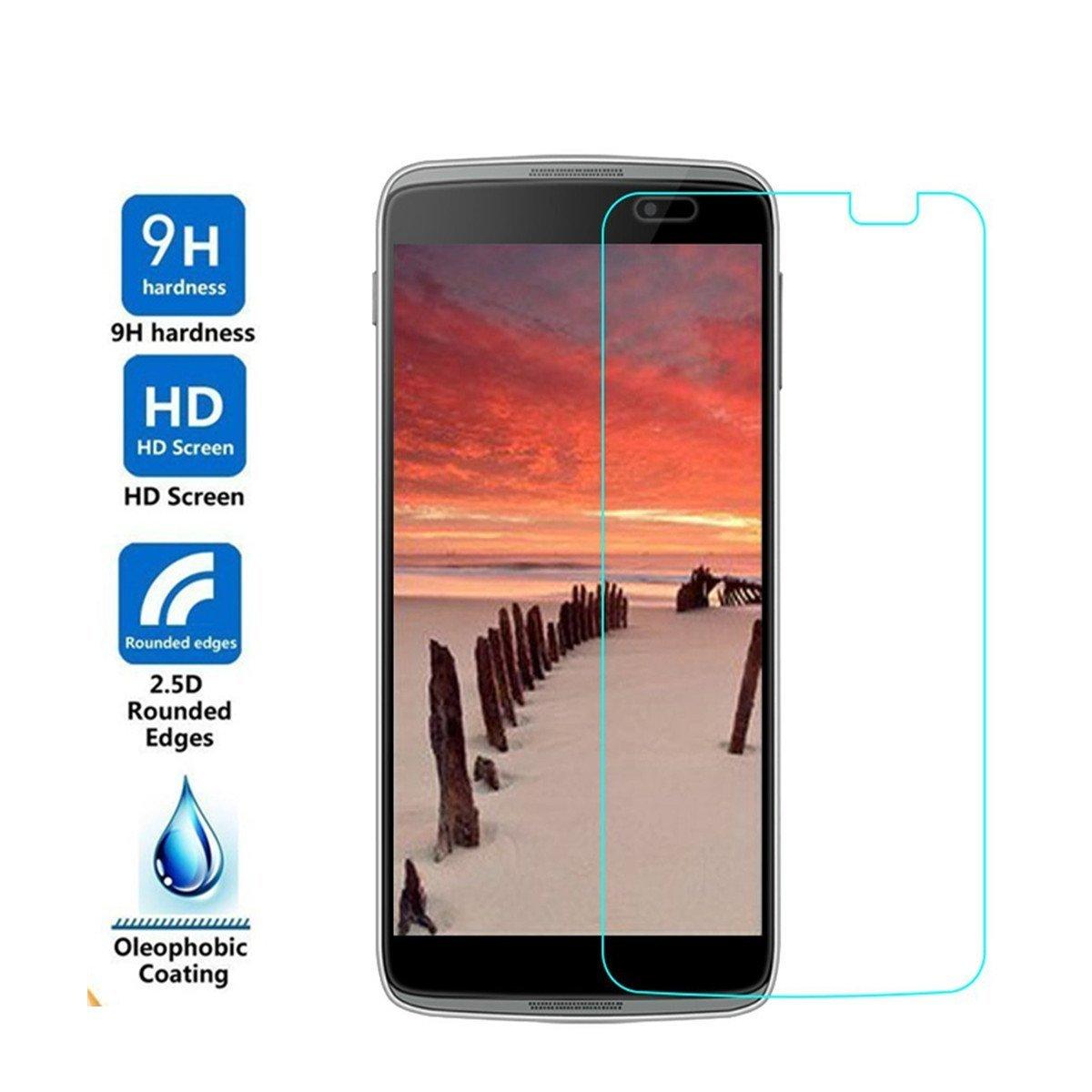"""Закаленное защитное стекло пленка для Alcatel One Touch POP C5 C7 C9 Pop 3 5,5 """"5025D 5,0"""" 5015D Pixi3 4,5 """"5019D 5017D PIXI 4 Idol3"""