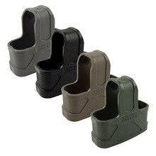 10 pièces/otan 5.56 boucles DE cage en caoutchouc Fast Mag pour M4/M16 assistance pour magazines BK/DE/vert/Gary-livraison gratuite