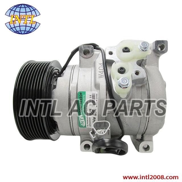 447260-6701 de 4472606701 10S15C Auto compresor de aire acondicionado CA para Toyota Landcruiser LAND CRUISER VDJ78 75 Series