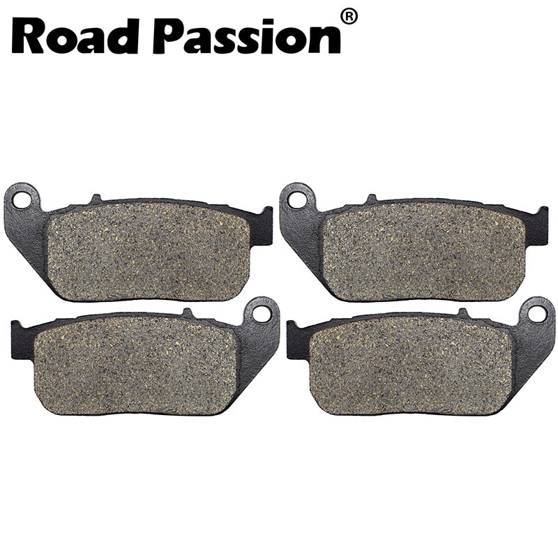 Motorcycle Front Brake Pads For HARLEY XL883R XL883 883R R Sportster 2005-2014 Roadster XL1200R XL12