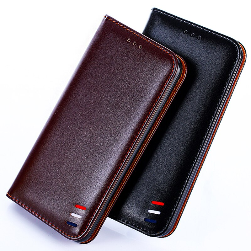 Funda de cuero tipo cartera para Huawei P Smart 2019 funda de teléfono para P30 P20 Pro P10 Plus P8 P9 lite 2017 mini GT3 GR5