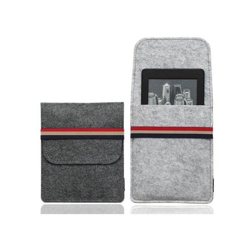 Para PocketBook Touch Lux 4/Basic Lux 2/Touch HD 3 funda protectora de fibra de fieltro para Pocketbook 627 616 632 manga