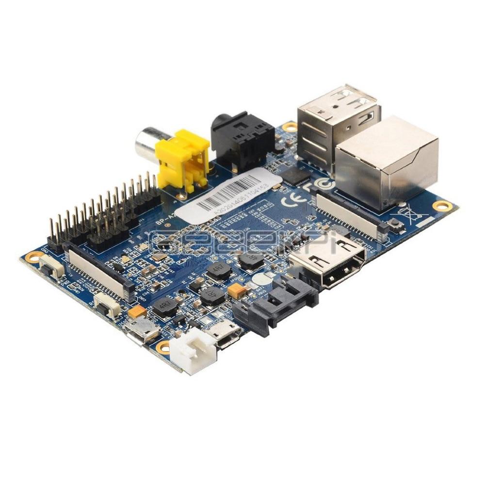 موز-لوحة تطوير مفتوحة المصدر ، Pi M1 A20 ، ثنائي النواة ، أصلي
