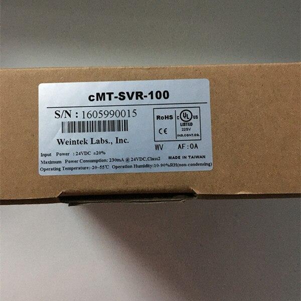 CMT-SVR-100 Weintek HMI Display para iPad/iPhone/Android Tablet/cMT-iV5 (Novo e Original), transporte rápido