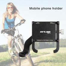 Pour GUB PRO2 support pour téléphone Mobile en alliage daluminium support de téléphone à quatre griffes amélioré pour vélo moto M365 Scooter électrique