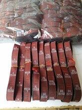 Livraison gratuite vêtement rouge taille étiquette brodée, taille étiquette en soie, vêtement étiquette tissée personnalisée, vêtements taille étiquettes 5000 pièces beaucoup