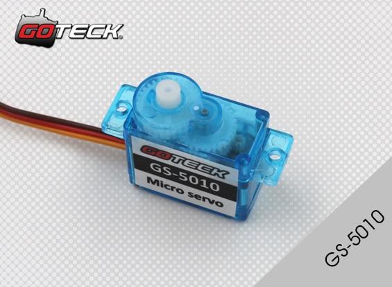 2pcs GOTECK GS-5010MG micro analog servo/ 5g/ 0.8kg-cm/ 0.12sec