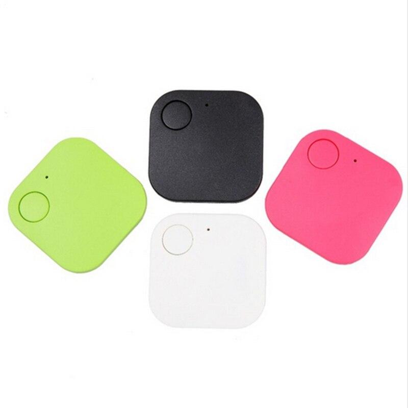 1 pcs iTag mini Smart Key Finder Sem Fio Bluetooth 4.0 Rastreador alarme anti-perdido Inteligente Tag Rastreador Para animais de estimação gato cão crianças GPS Alarme 2017