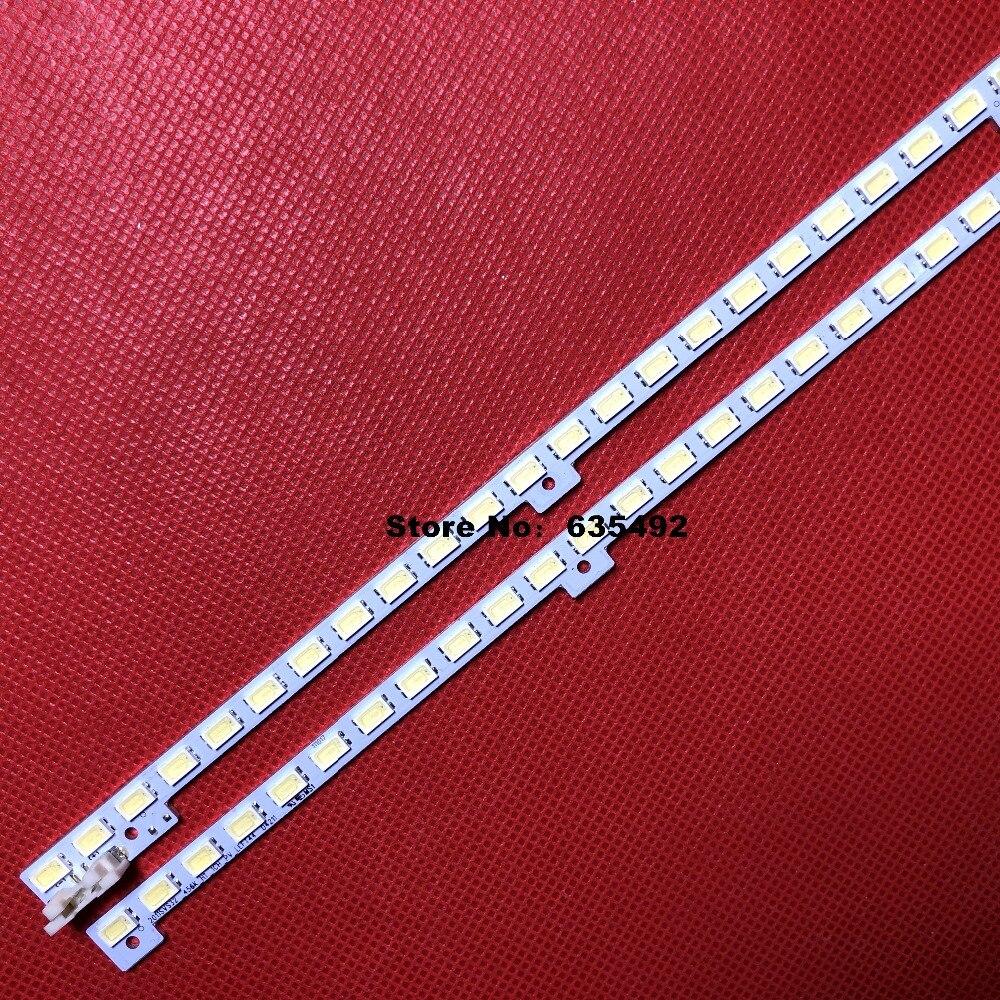 1 juego = 2 piezas para sam sung 32 pulgadas UA32D5000PR lámpara BN64-01634A 1 1 Uds = 44LED 347MM izquierda y derecha