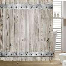 Rideau de douche imprimé marbre 4 pièces   Couverture de tapis, couverture de toilette, tapis de bain, ensemble de coussins faciles à installer, rideau de salle de bains avec 12 crochets