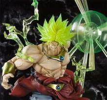 Nieuwe 32 Cm Dragon Ball Broli Broly Super Saiyan Action Figure Speelgoed Pop Christmas Gift Geen Doos