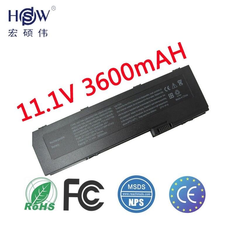 HSW Laptop Battery FOR HP 2710P 2730p 2740P 2760P HSTNN-CB45 HSTNN-OB45 HSTNN-W26C HSTNN-XB43 HSTNN-XB45 HSTNN-XB4X NBP6B17B1