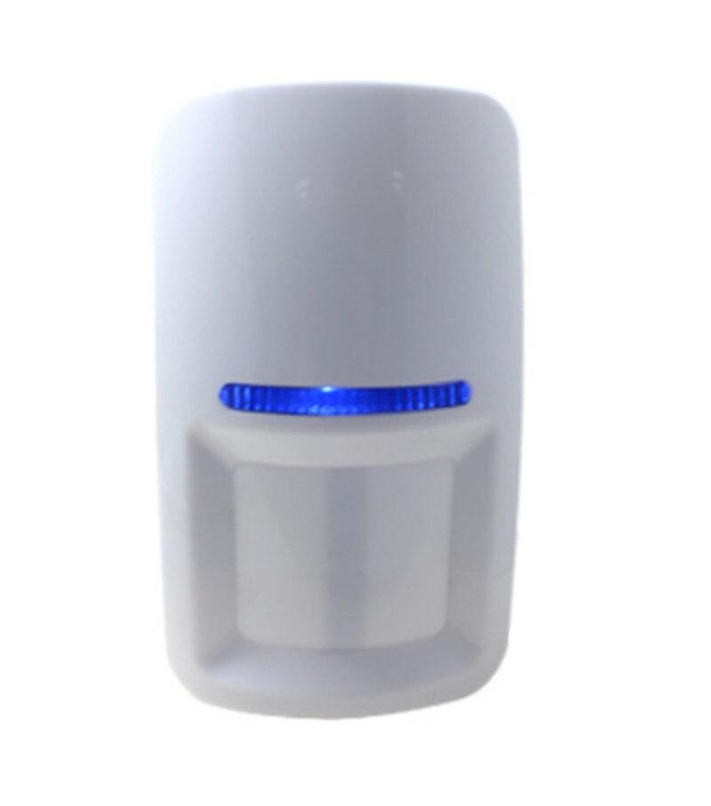 Cortina inalámbrica PIR, Sensor de movimiento para sistema de alarma antirrobo 433Mhz/315Mhz