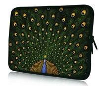 "Peacock 10 ""funda de bolsa para ordenador portátil funda para 10,2"" Flytouch 3 SUPERPAD 2 Tablet PC nuevo Netbook"
