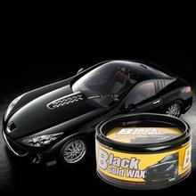 Soin de cire noire de voiture   Film imperméable, revêtement de Film, cire dure, peinture réparation des taches de grattage, enlever les taches